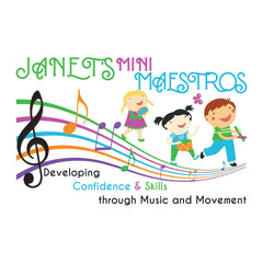 Tots Music and Art 5 sessions