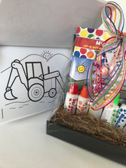 Art Shack Gifts: Mighty Trucks Gift Box