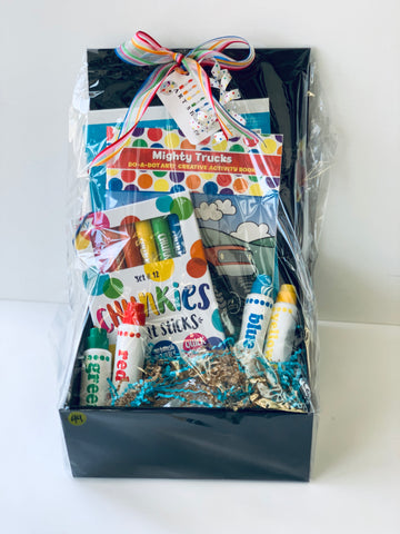 Mighty Trucks Gift Box