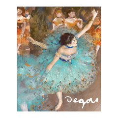 Degas Dancer Notecards