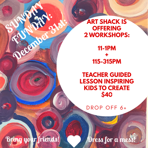 Sunday Workshop 11-1