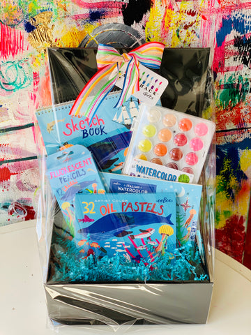 Art Shack Gifts Watercolor Set