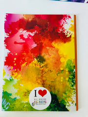 Art Shack Artist Notebook