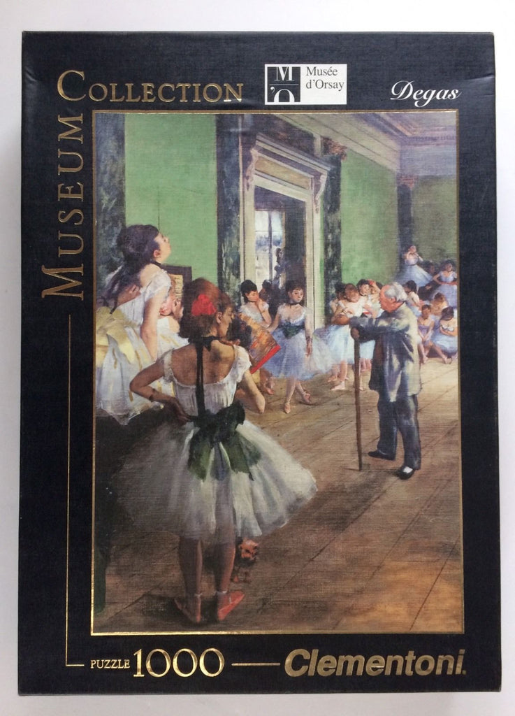Degas Museum Collection Puzzle