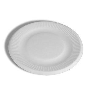 "EcoSource 6"" Plate (econo) - 1000 Count - TheLotusGroup - Brand You Can Trust"