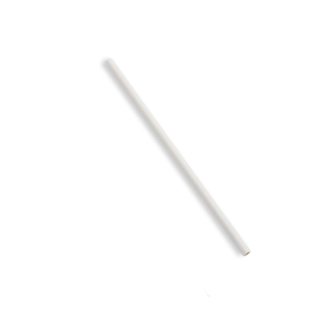 "7.75"" Paper Jumbo Straw - TheLotusGroup - Brand You Can Trust"