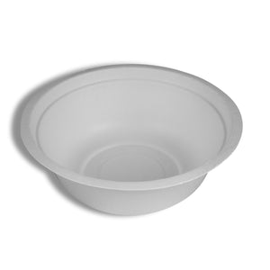 Stalkmarket 100% Compostable Sugar Cane Fiber Soup Bowl, 12-Ounce, 500-Count Case by Stalkmarket - TheLotusGroup - Brand You Can Trust