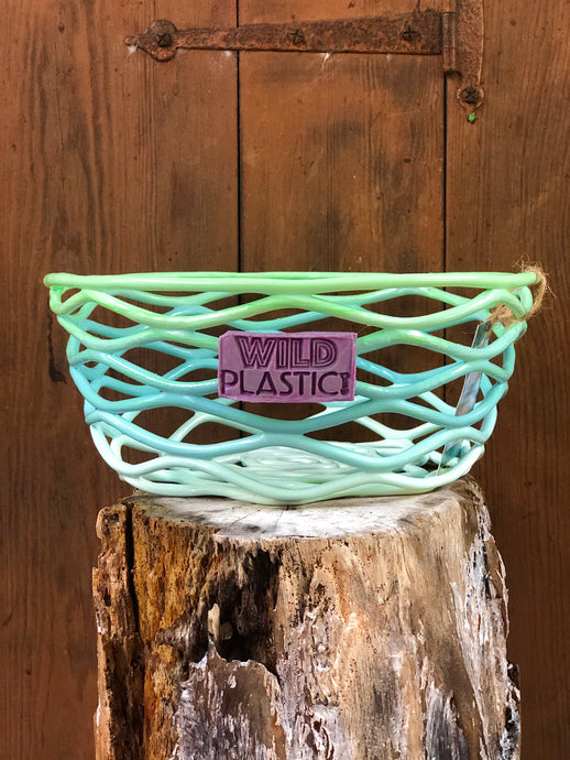 Recycled Plastic Basket