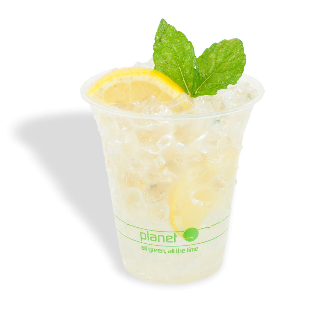 Planet + 100% Compostable PLA Clear Cold Cup, 12-Ounce, 1000-Count Case - TheLotusGroup - Brand You Can Trust