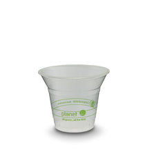 Load image into Gallery viewer, Planet+ 100% Compostable PLA Clear Cold Cup, 7-Ounce, 2000-Count Case - TheLotusGroup - Brand You Can Trust