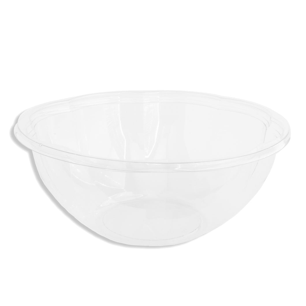 Jaya 100% Compostable Clear PLA Salad Bowl, 24-ounce, 300-count - TheLotusGroup - Brand You Can Trust