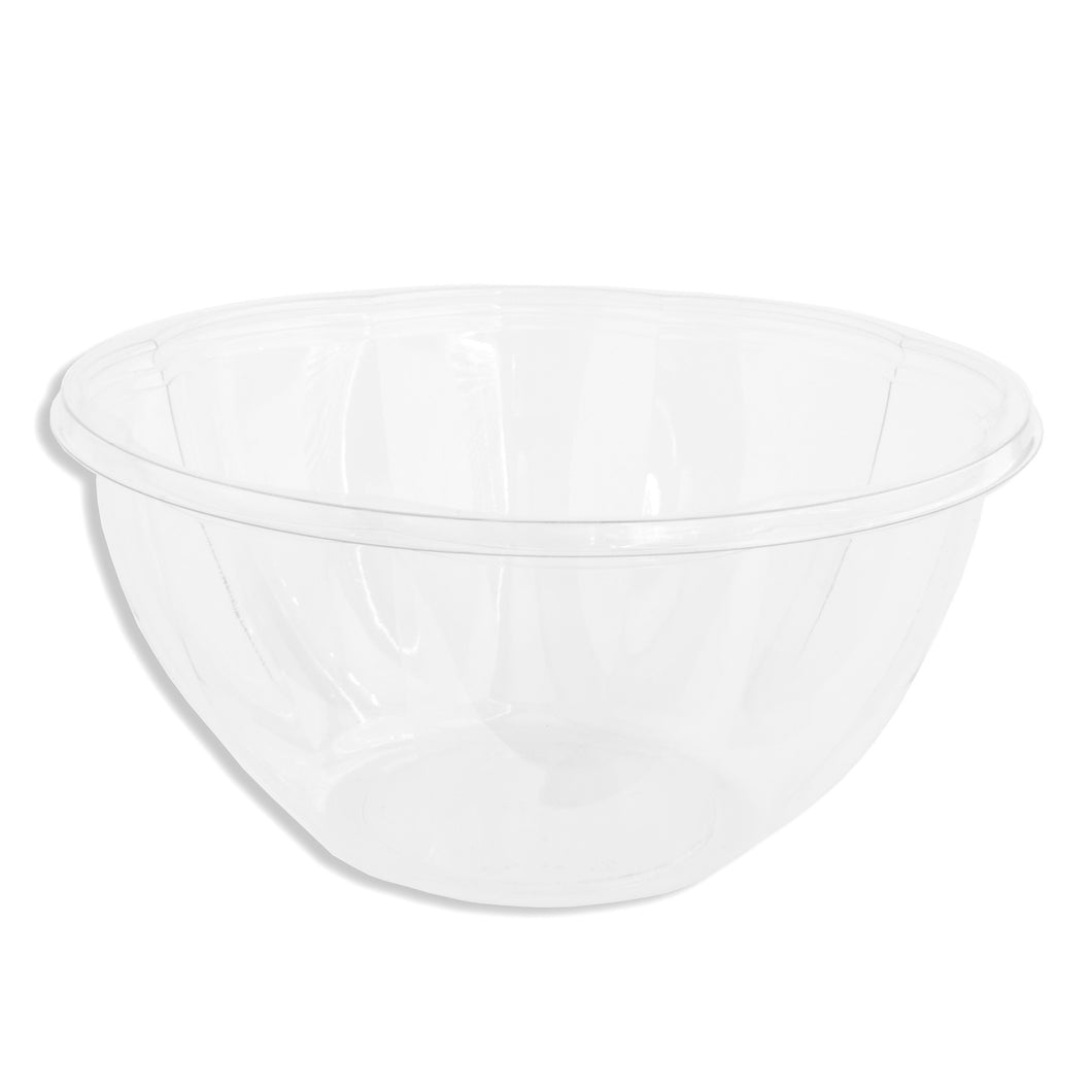 Jaya 100% Compostable Clear PLA Salad Bowl, 32-ounce, 300-count case - TheLotusGroup - Brand You Can Trust