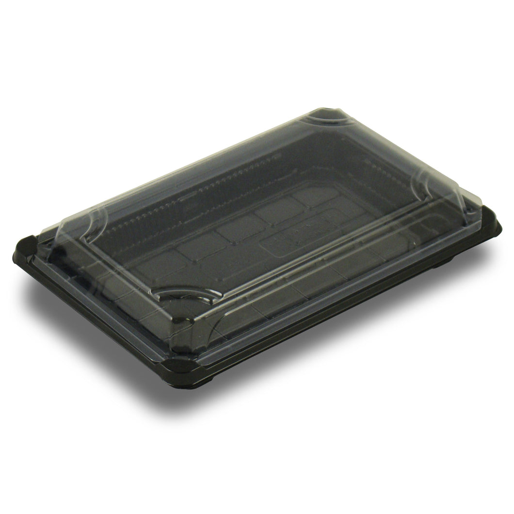 Jaya 100% Compostable PLA Take-Out Tray with Clear Lid - TheLotusGroup - Brand You Can Trust