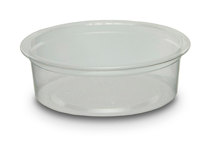 Planet+ PLA Clear Souffle Cup, 2oz