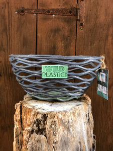 Recycled Plastic Bowl