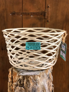 Recycled Plastic Basket (XL)