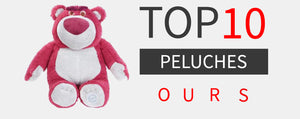 TOP 10 : Peluches Ours