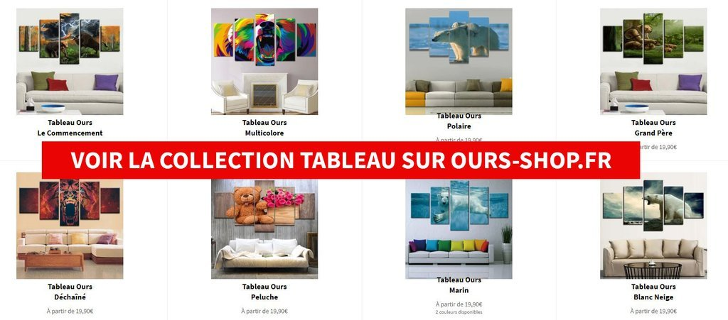 Tableaux Ours