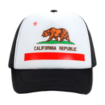 Casquette Ours <br> Californie
