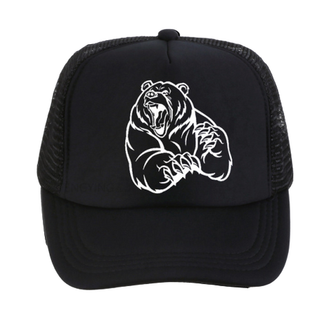 Casquette grizzly