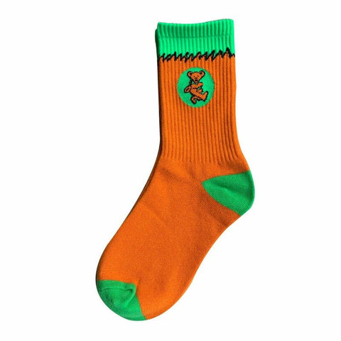 Chaussettes Ours Vert