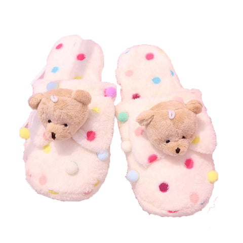 Chausson Ours Kawaii