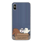 Coque Iphone 11 Pro Max Ours
