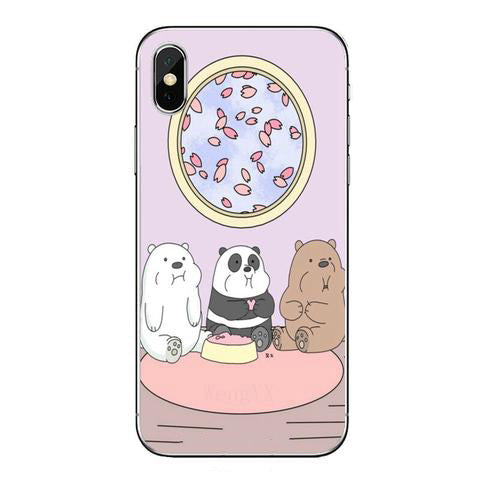 Coque Iphone SE Ours