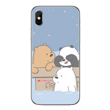 Coque Iphone Silicone Animal