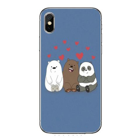 Coque Ipod Touch 6 Ours