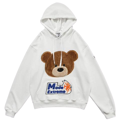 Sweat Animaux Capuche