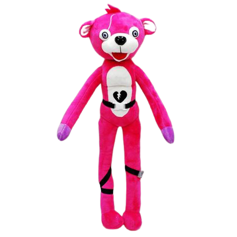 Fortnite Ours en Peluche Rose