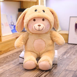 Peluche Ours <br> Lapin