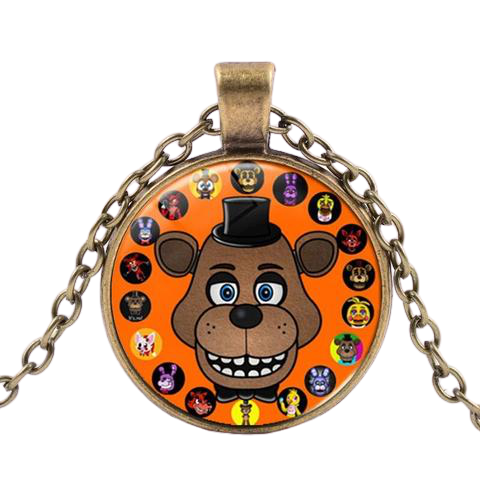 Pendentif Five Night at Freddy