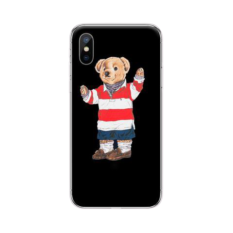Coque Iphone XS Ours