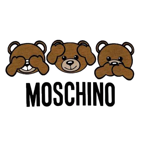 Stickers Moschino