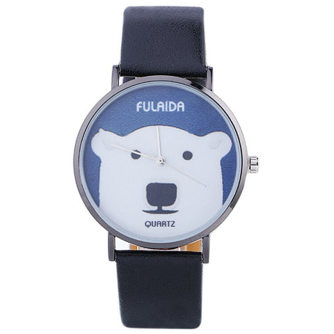 Montre Ours Polaire