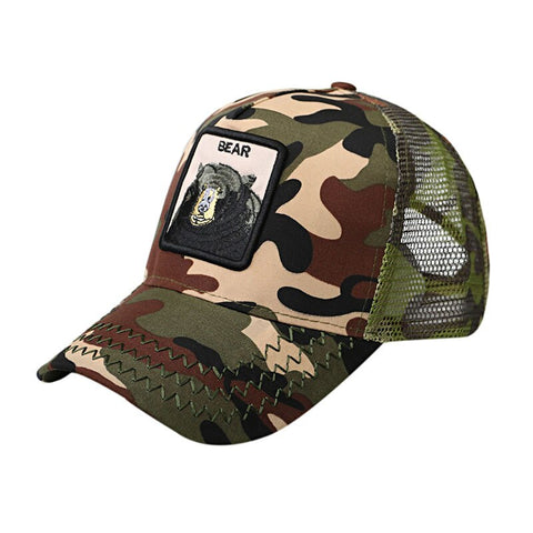 Casquette Ours Militaire