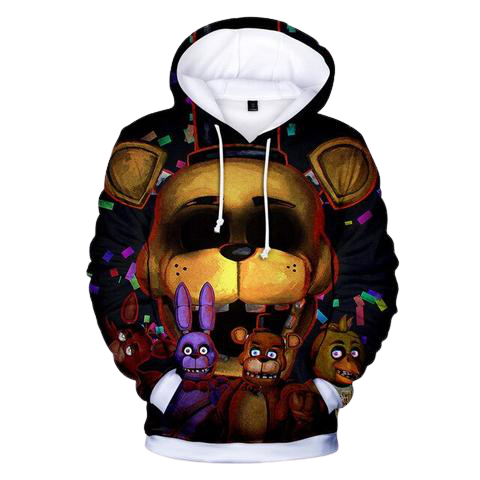 Sweat Five Nights at Freddy's