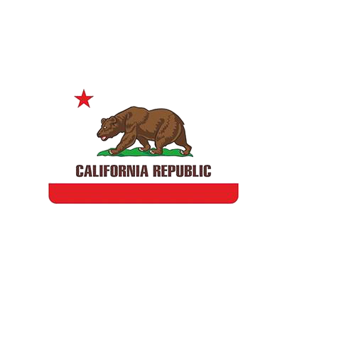 Stickers Californie
