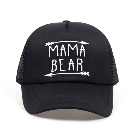 Casquette Maman Ours