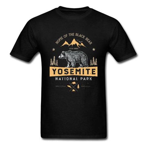 T-Shirt Ours Yosemite