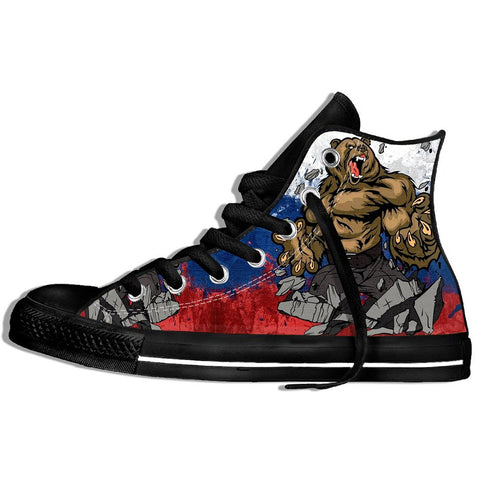 Chaussures Ours <br> Explosion Musculaire