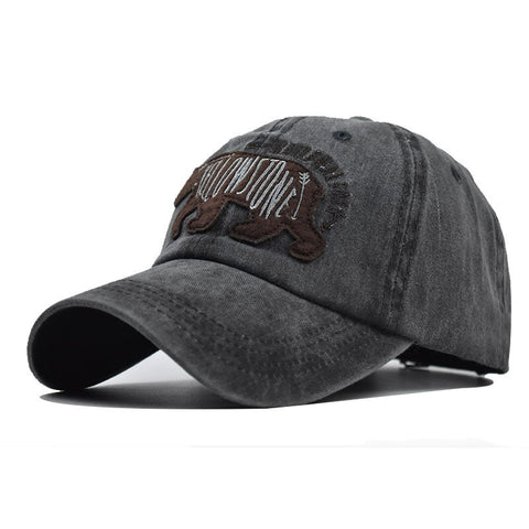 Casquette Motif Animal