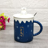 Tasse Ours <br> Chaud et Froid