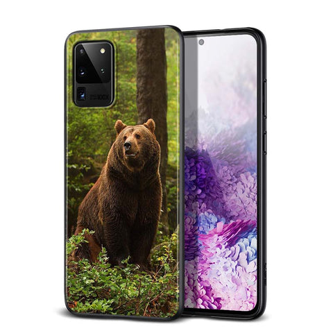 Coque Samsung A40S Ours