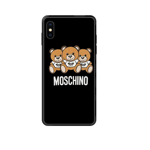 Coque Moschino Iphone XS Max