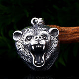 Pendentif Ours <br> Ère Viking