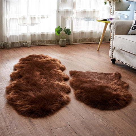 Tapis Peau d'Ours