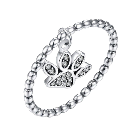 Bague Patte d'Ours | Ours-Shop.fr